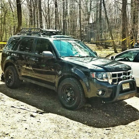 Ford Escape | Fords | Pinterest | Bar, Black and Ford