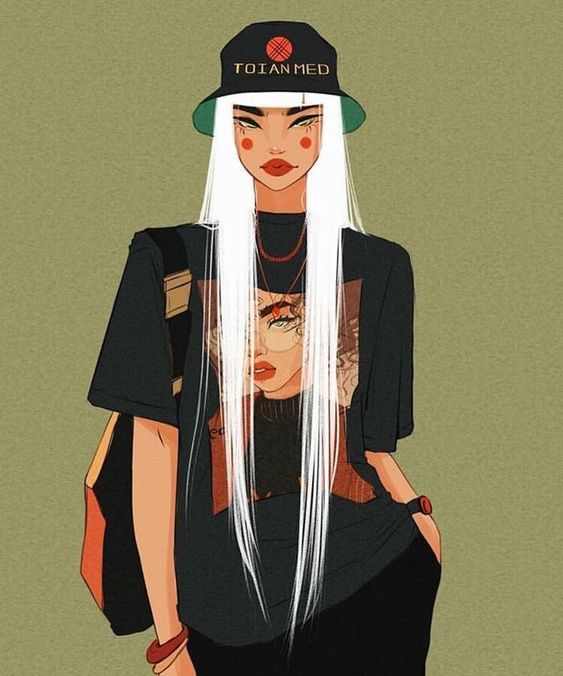 Street Wear Girl Street Style Girl Street Style Girl Hip Hop