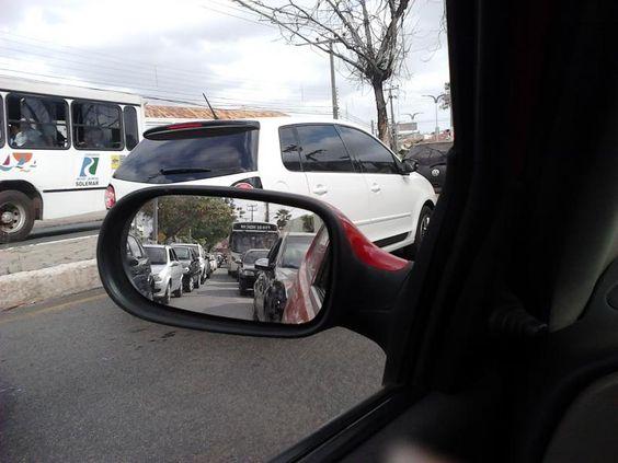 Detran-MA conscientiza motoristas sobre velocidade na Semana Nacional do Trânsito