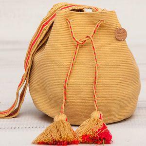 Wayuu mochila bag - new in fashion brandnative