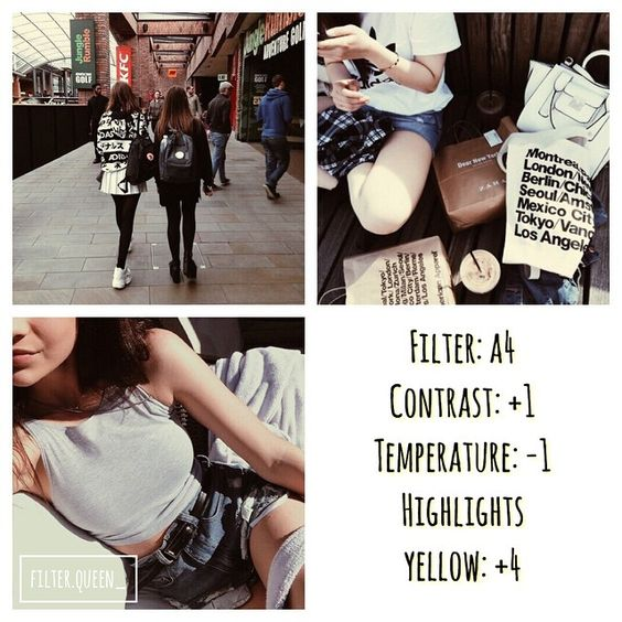 Instagram media by filter.queen_ -  yellow filter  - ✺looks best with: everything! - ✺dm me requests if needed: