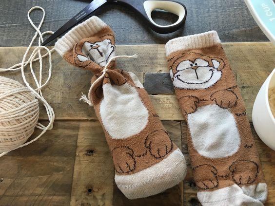 Creative Ways to Repurpose old Socks | ecogreenlove