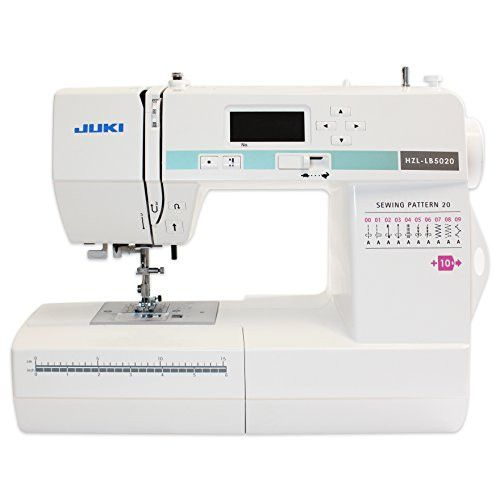 Juki HZLLB40 Computerized Sewing Machine Products Pinterest Amazing Sapphire 835 Sewing Machine Review