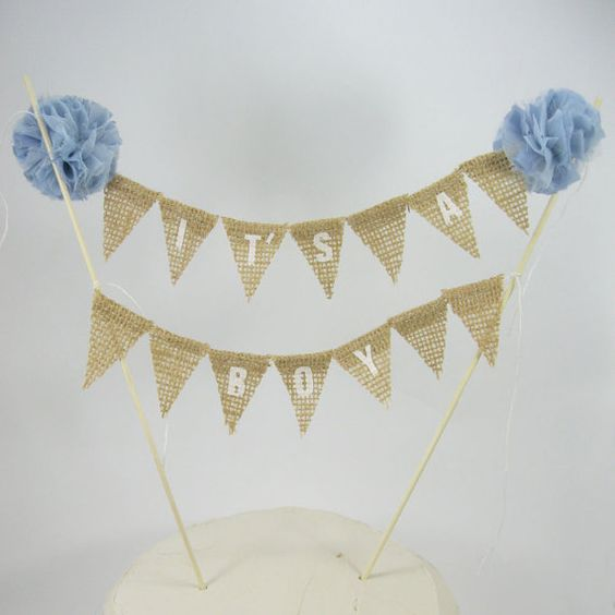 for chelseamartin45 baby shower its a boy baby shower cake banner