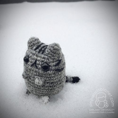 Pusheen Amigurumi Free Pattern : Free Amigurumi Pusheen Crochet Pattern I Design ...