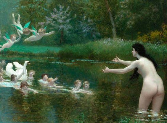 Jean Léon Gérôme (1824 – 1904) – Pintor Francês_38