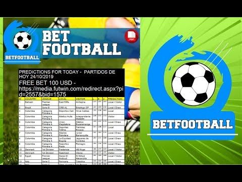Todays football betting finspreads binary betting sites