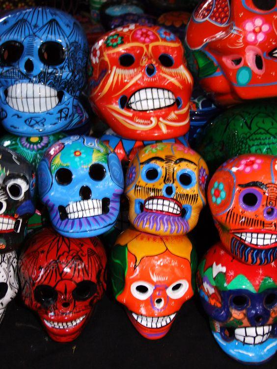colores de mexico:
