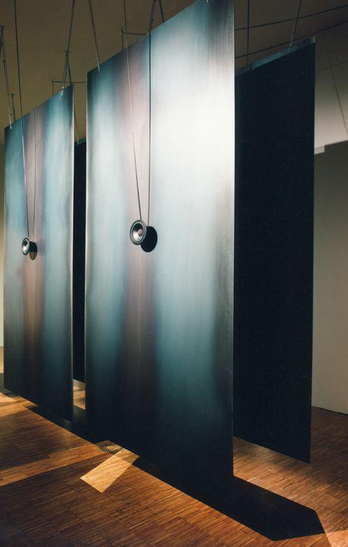 Bernhard Leitner Works