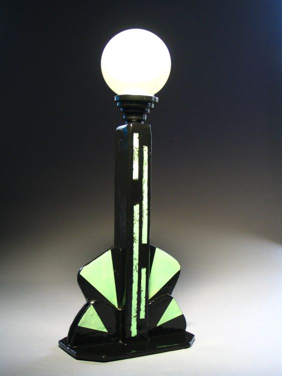 Art Deco Lamp Art Deco Pinterest Awesome Tables And I Want