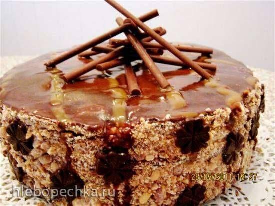 торт марс рецепт и фото
