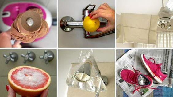 Seis trucos de limpieza que te facilitarán la vida - 10 Ahora