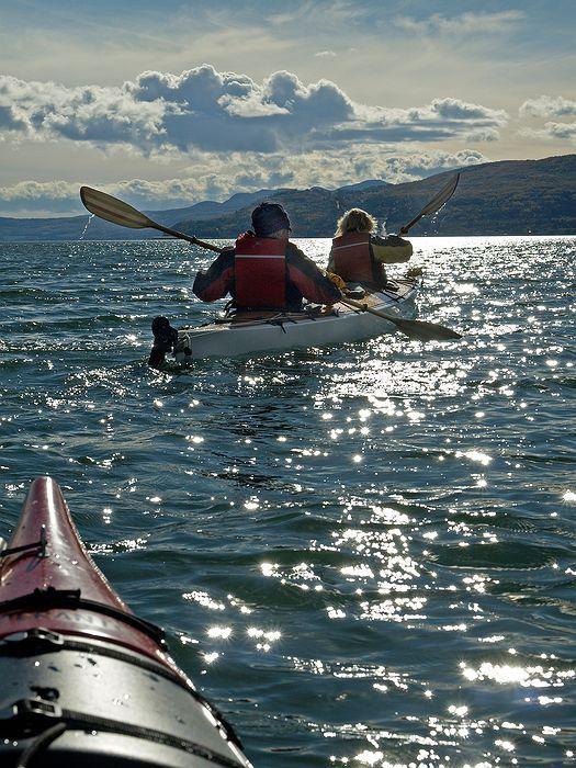 1/2 journée de kayak de mer à Cap-à-l'Aigle · Katabatik Kayak Charlevoix