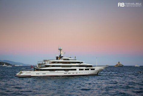 Arthur Blank Net Worth 5 Billion Inside The Crazy 180m Dreamboat Yacht Superyachten Yachten