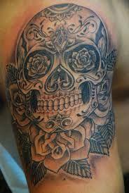 Pin En Tattoos Sugar Skulls