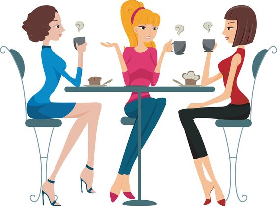 Clip art, Art girl and Girls night out on Pinterest