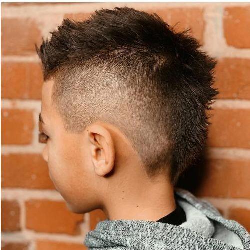 snygga frisyrer för killar