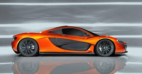 Der McLaren P1