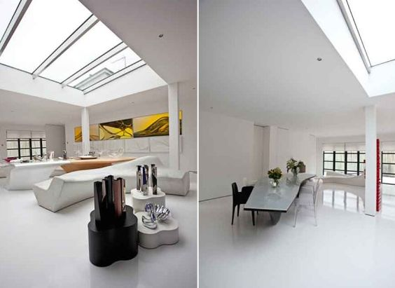Futuristisches Interieur Loft Wohnung. 2416 best home sweet home ...