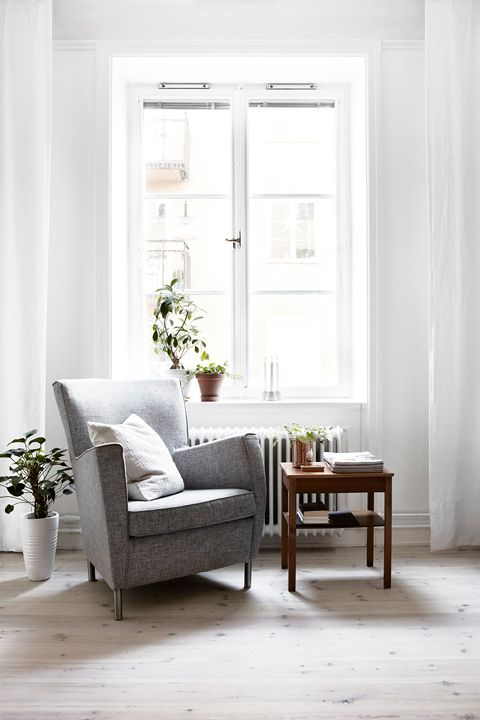 stockholm apartment, cate st. hill