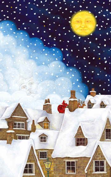 Up On The Rooftops...Anne Mortimer:
