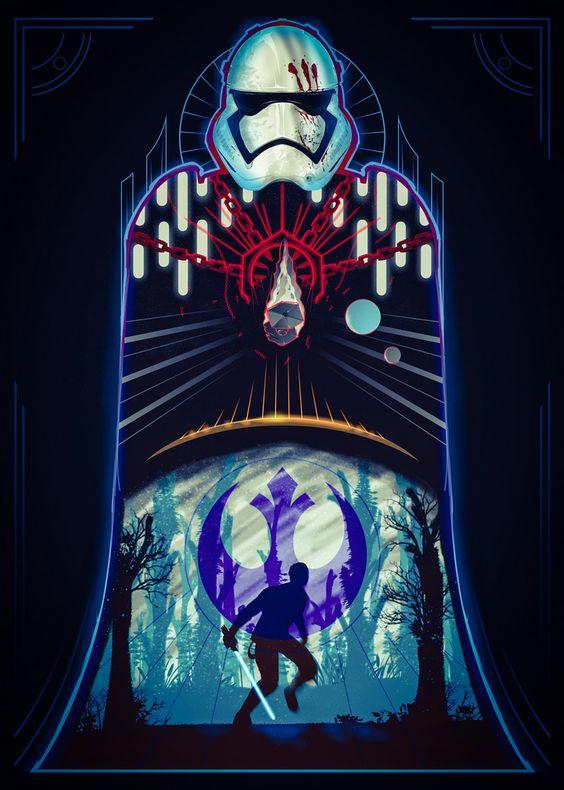 Lazare Gvimradze: Digital Art Portfolio and Showcase | Movie Alt Posters