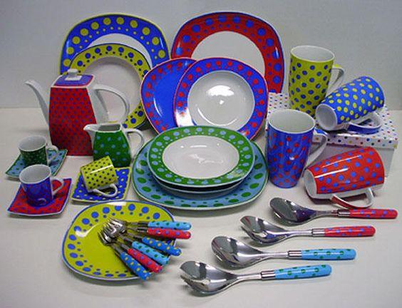 Vajilla_34: Tables, Lavar Compartir, Vajilla 34, Vajillas Y Vajillas, Cocinar Comer, Vajillas Mesa