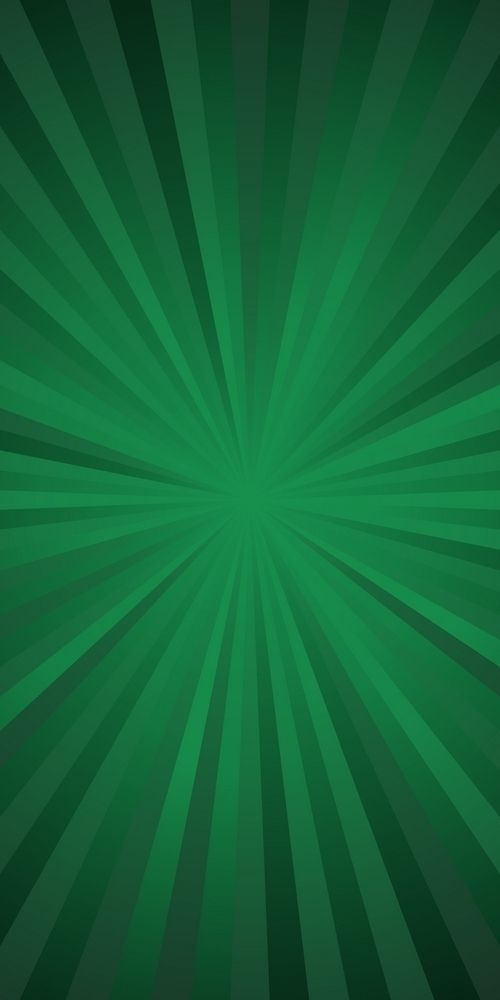Dark Green Ray Burst Background Abstract Gradient Vector Design