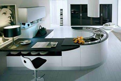 Cozinhas Modernas - http://dicasdecoracao.net/cozinhas-modernas/