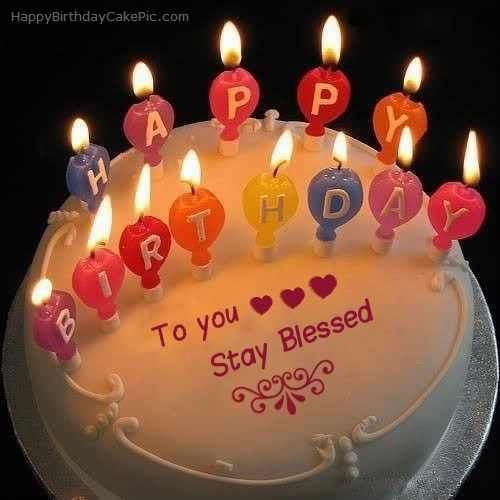 candles-happy-birthday-cake-for-Stay Blessed
