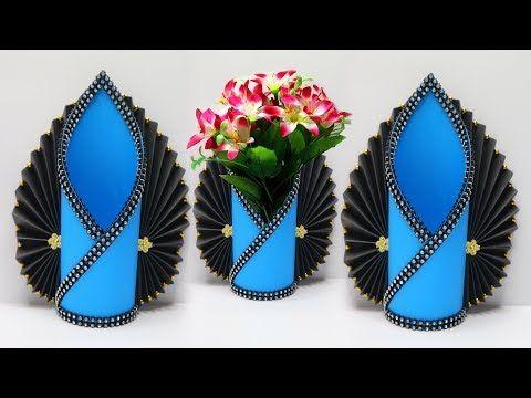 Vas Bunga Cantik Dari Kertas Model Terbaru Mudah Banget