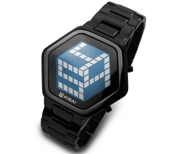 kisai 3D digital watch