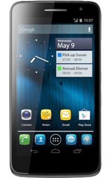 Visuel du téléphone  Alcatel One Touch Scribe Easy 8000D Noir