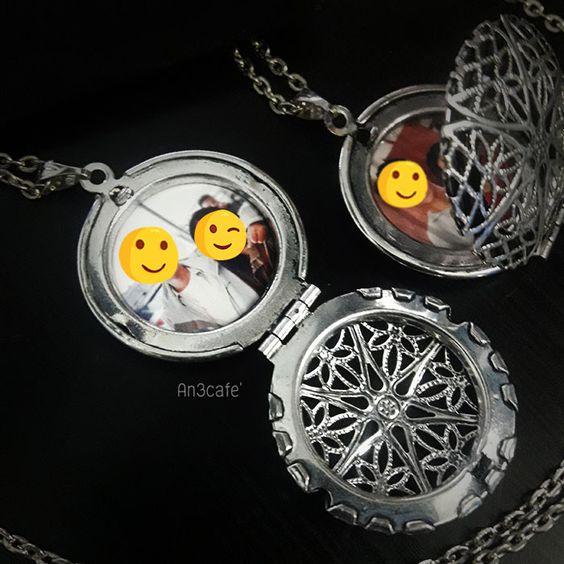 Round Lockets