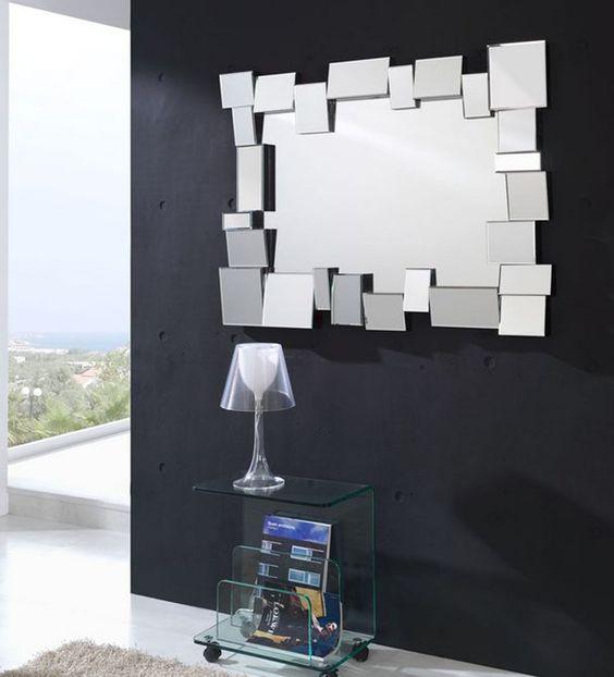 Espejos de dise o moderno sue os espejos de pared for Disenos de espejos