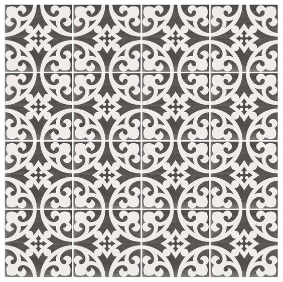 Vinyl vloer tegel sticker vloer stickers carreaux - Vloeren vinyl cement tegel ...