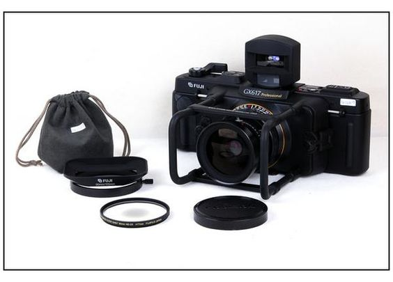 ★美品★フジFUJI GX617 + EBC FUJINON SWD 90mm F5.6
