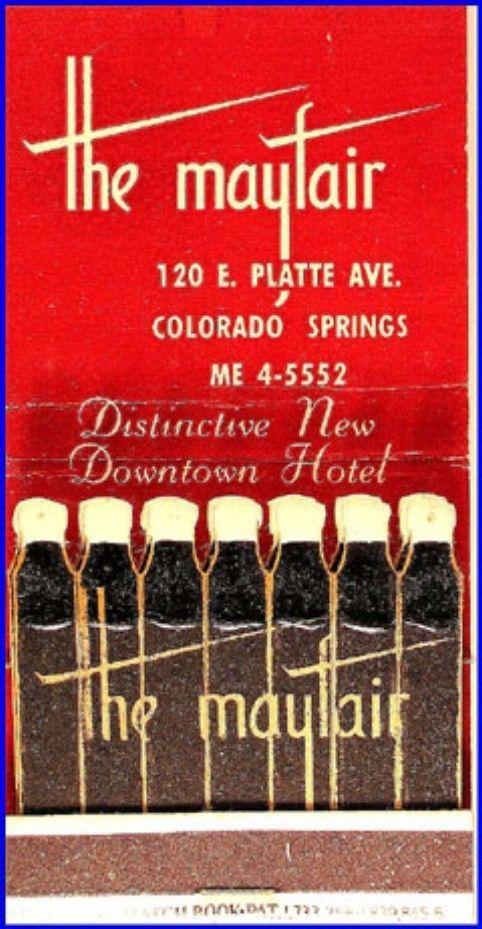 The Mayfair Hotel, Colorado Springs, CO