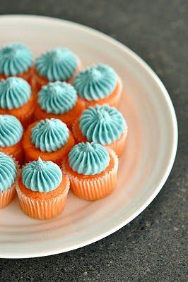 Cupcake recipe...forget laundry: Birthdays