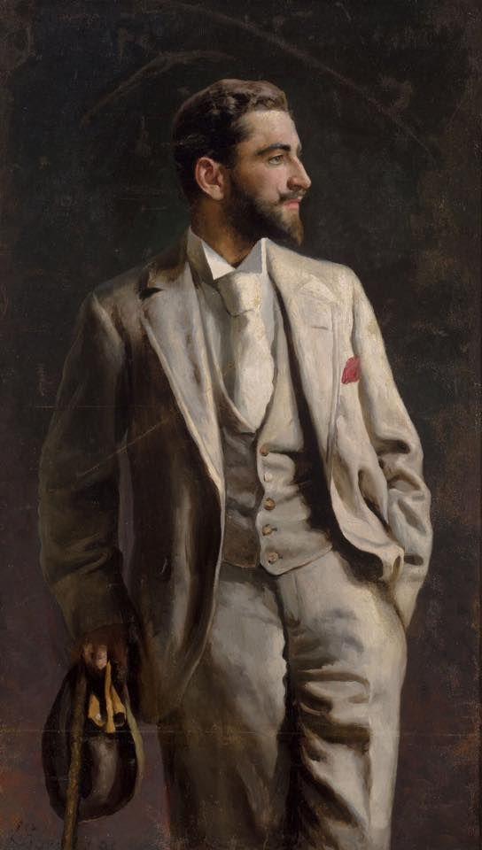 Константы (Константи́н) Гурский (польский художник Konstanty Górski; 1868—1934)