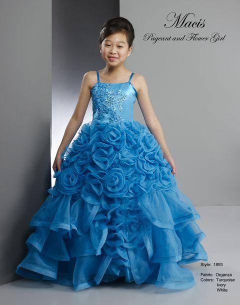 Macis Flower Girl Dress &amp Pageant 1894  Piper&39s Communion 2016 ...