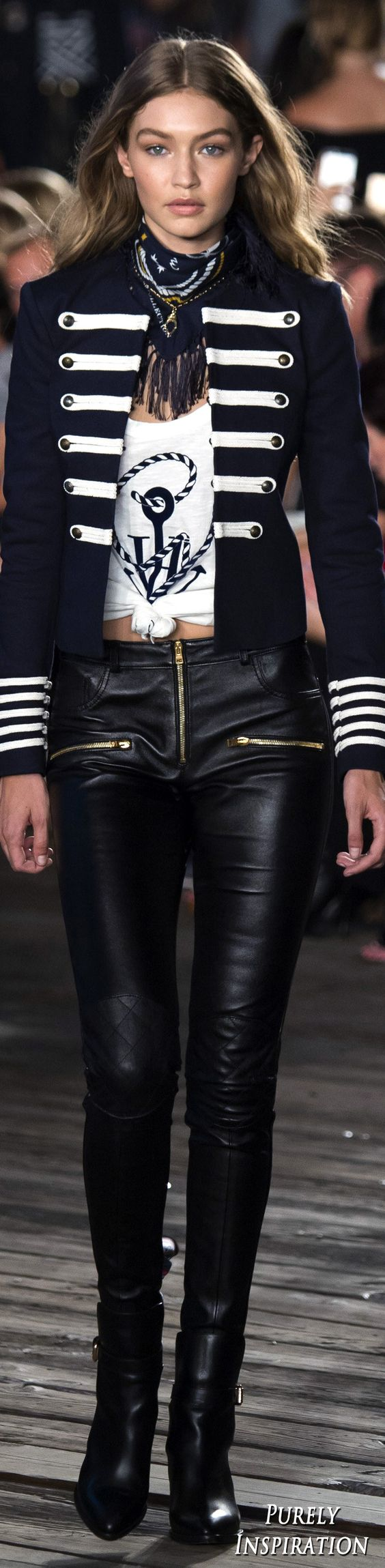 Tommy Hilfiger FW2016 Womens Fashion RTW | Purely Inspiration