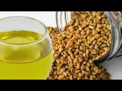 أحسن وأسهل طريقة في تحضير زيت الحلبة في البيت Youtube Fenugreek Benefits Food Fenugreek