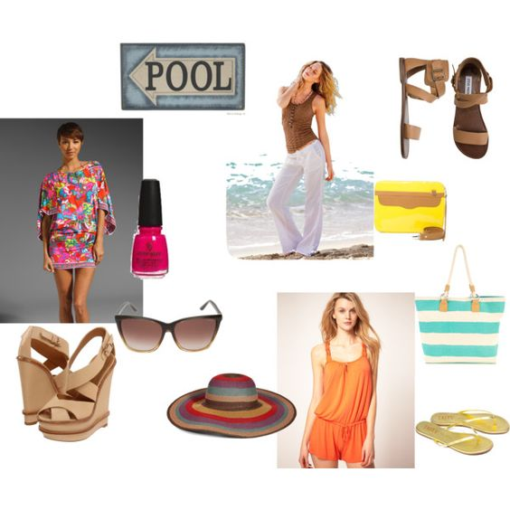 From the pool to the street: Fashion for stlmag.com/fashion by Jan Leach: Street Fashion, Fashion Sets, Jan Leach, Fashion Style, Stlmag, Stl Mag, Pool Fashion, Style Blog