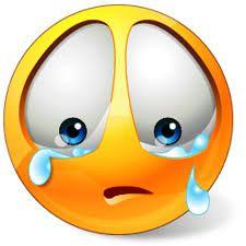 Afbeeldingsresultaat voor sad emoticon