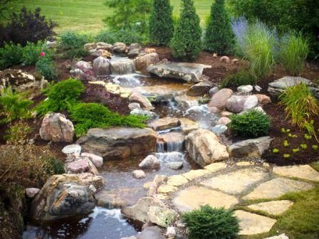 awesome michigan and koi ponds on pinterest