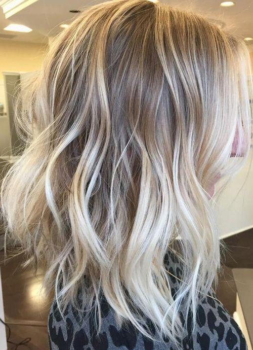 Current Season Fall Winter Blonde Hair Color Ideas Blonde Hair Color Winter Blonde Hair Blonde Balayage