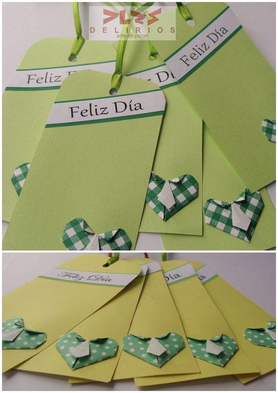 Origami. Día del Padre!