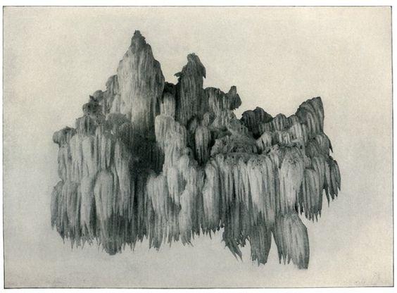 theories-of: Salvatore Arancio, Bear's Head, 2012, giclée print on canvas