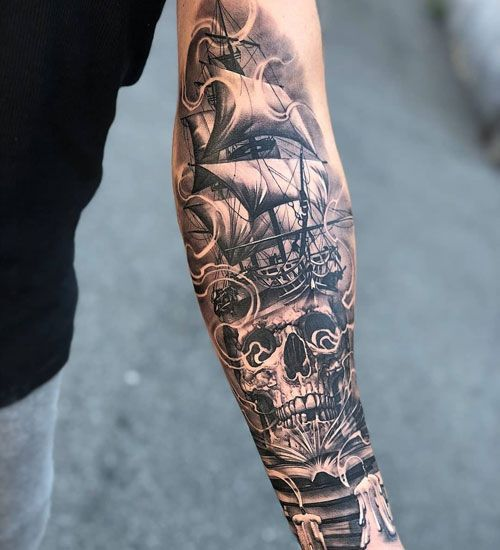 Best Forearm Tattoo Ideas For Men Best Arm Tattoos For Men Cool